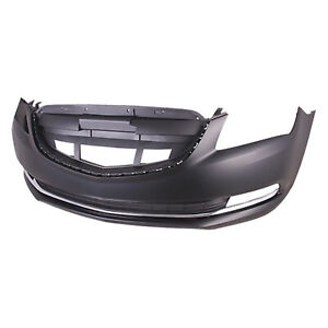 Fits 2014 2016 Buick Lacrosse Front Bumper Cover 101 00702 Capa