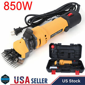 850w Sheep Goat Shears Electric Farm Supplies Animal Shearing Grooming Clipper