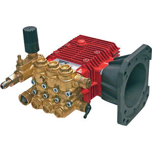 Northstar Pressure Washer Pump 3 5 Gpm 4000 Psi 11 Hp Required