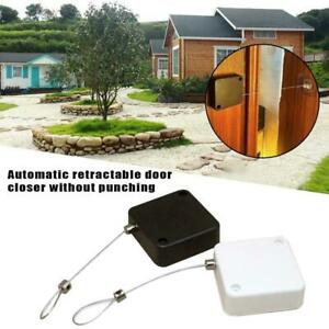 Punch free Automatic Sensor Door Closer Portable Home Office Doors Off 2020