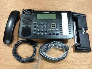 Panasonic Kx ut136 Sip Phone Black