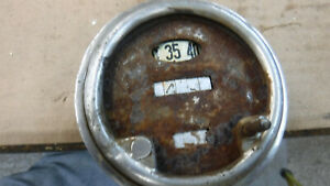 Antique Car Ac Speedometer Head Mt 5579