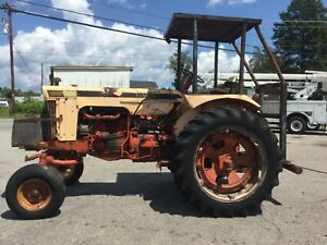 Case 730 2wd Diesel Tractor for Parts