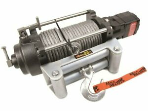 Mile Marker H12000 Hydraulic Winch Winch Fits Chevy R2500 1989 63jqfh