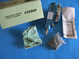 Spark Plug Cleaner Model 32860 Central Pneumatic New In Opened Box