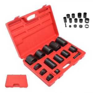 Ball Joint Adaptor Kit 14pc Master Car Truck Tractor Vehicle Tool