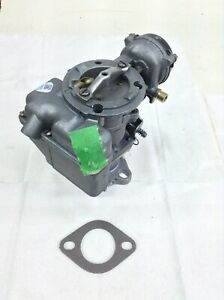 Carter Yf Carburetor 6306s 1970 1972 Ford Trucks 200 240 300 Engine
