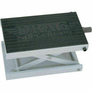 Drag 1000 Pound Cycle Scissor Jack Lift For Harley And Metric Motorcycles