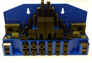Te co 20402pl 52 Piece Mill Machine Clamping Set Made In The Usa E981