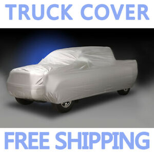 Breathable Truck Pickup Car Cover Sun Uv Rain Dust Resistant For Toyota Tundra