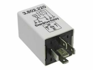 Kaehler Overdrive Relay White Overdrive Relay Fits Volvo 244 1985 1989 72mcff
