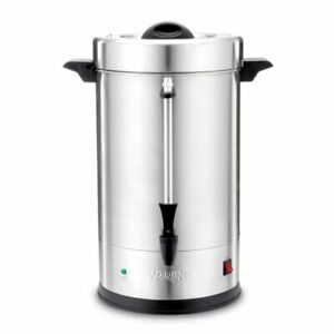 Waring Commercial Wcu110 S s 120v 110 Cup Coffee Urn