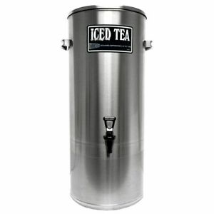Crathco Beverage Dispensers S10c 10 Gallon Tea Dispenser With Handles