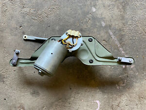 Porsche 356 B C Windshield Wiper Motor Transmission Assembly Bosch Ws Han2 6a1