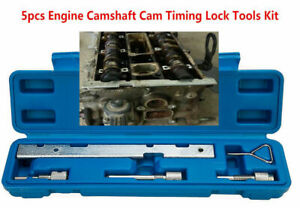 Engine Camshaft Timing Locking Setting Tools Kit Fit For Ford Mazda Fiesta Volvo