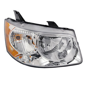 Fits 06 09 Pontiac Torrent Headlight Oe Style Replacement Passenger Side