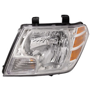 For Nissan Frontier 09 18 Headlight Headlamp Driver Side New