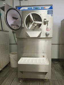 Used Carpigiani Lb 502 Rtx Ice Cream Maker Gelato Batch Freezer Machine