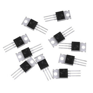 10pcs Tip41c Tip41 Npn Transistor To 220 New And High Quality New1