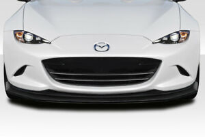 Duraflex C Speed Front Lip Under Spoiler For 16 20 Mazda Miata Mx 5