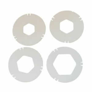 San Jamar Xc2426 Replacement Gasket For C2410c Cup Dispenser 4 Pk