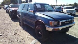 Axle Shaft Rear Axle 4wd Without Abs Fits 89 95 Toyota Pickup 7284862