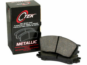 Front Centric Brake Pad Set Fits Nissan 350z 2003 2008 43pmhw