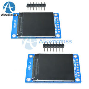 2pcs 1 3 Inch Ips Full Color 240 240 Lcd Display Module St7789 Spi For Arduino