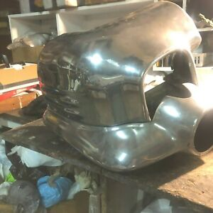 1958 Cadillac Front Upper And Lower Setion