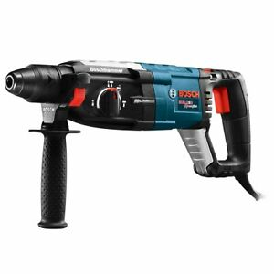 Bosch Gbh2 28l 8 5 Amp 1 1 8 Sds plus Xtreme Max Rotary Hammer Reconditioned