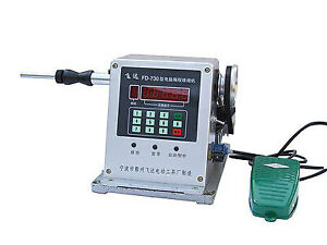 Fd 730 Computer Controlled Coil Transformer Winder Winding Machine 0 03 1 8mm