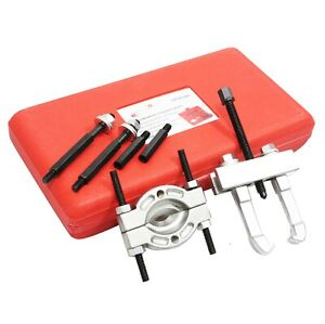 9pc Mini Bearing Puller Separator Set 30 50mm Pull Out Jaw Gear Pulley Removal