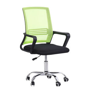 Computer Desk Chair Mid back Mesh Home Office Ergonomic Chair Executive Task Us