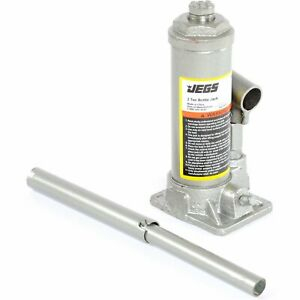 Jegs 79005 Bottle Jack 2 Ton Capacity