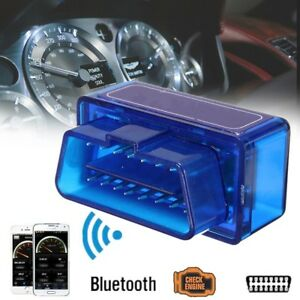 Obd2 Elm327 V2 1 Bluetooth Car Scanner Android Torque Auto Scan Tool Obd Ii S5