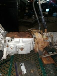 Ford Srod Transmission T170 3 Speed With Overdrive