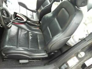 Driver Front Seat Bucket Air Bag Leather Manual Fits 00 06 Audi Tt 233679