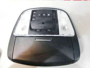 2011 2014 Chrysler 300 Overhead Console With Sunroof Controls And Homelink