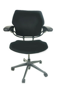 Humanscale Freedom Chair Refurbished New Fabric