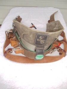 Buckingham Linemans Pole Tree Belt Size 24 Plus Gut Strap