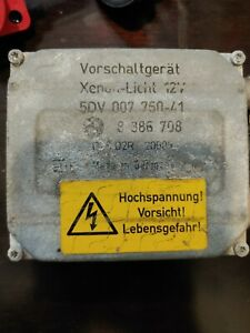 Tested 100 Oem Hella Bmw Philips Xenon Hid Ballast Headlight Module Benz Audi