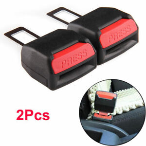 Seat Seatbelt Safety Belt Clip Extender Extension Buckle Stopper Universal Hr08