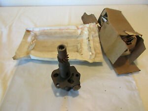 Gpw Jeep Willys Mb L134 Motor Oil Pump Nos
