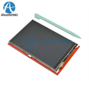 3 5 Inch Tft Lcd Display Touch Screen 480 320 Uno R3 Board For Arduino Mega 2560