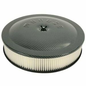 Moroso 65915 Racing Air Cleaner