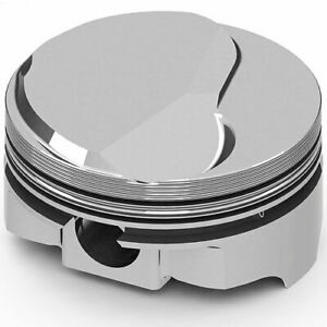 United Engine Machine Ic9952 030 Chevy 489ci Fhr Forged Pistons