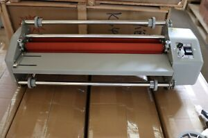 13 A3 High speed Hot Cold Laminating Machine Roll Laminator 110v 600w New