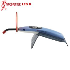 Original Woodpecker Dental Curing Light Led Cure Lamp Unit Cordless Led D