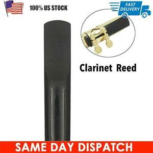For Alto Treble Saxophone Clarinet Reed 2.5 Sax Accessories Premium Synthetic