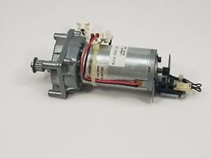 Oce Tds 800 Tds800 Printer Buhler Motor Stepping Motor From A Working Machine